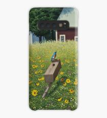 """Where's Mother"" oil painting by Reed Prescott Case/Skin for Samsung Galaxy"