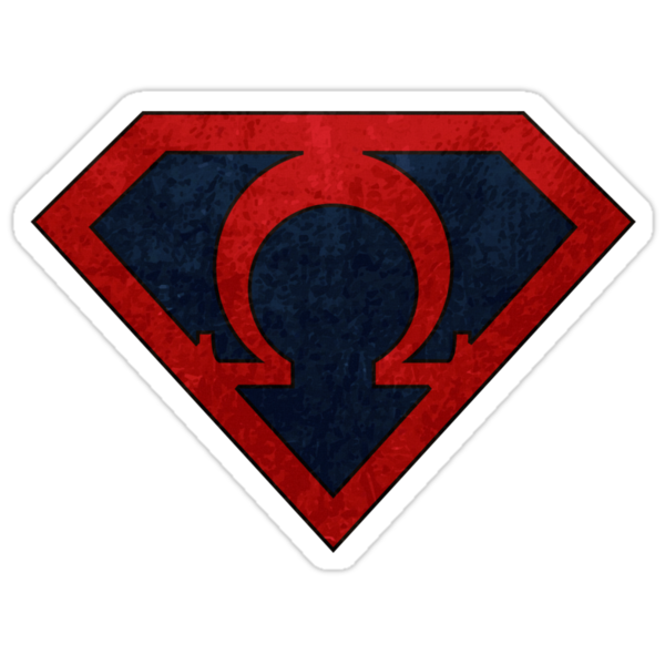 OMEGAMAN! (Kryptonian Version) by maclac