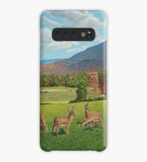 """Sumner Meadow"" oil painting by Reed Prescott Case/Skin for Samsung Galaxy"
