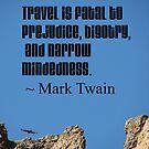 Travel broadens mindscapes by Dave Sandersfeld