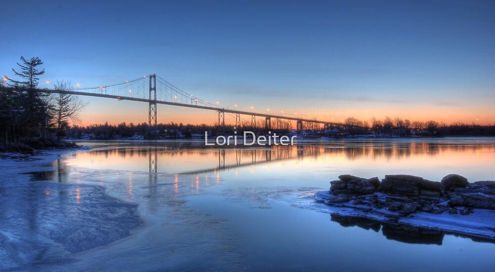 Thousand Islands Sunrise by Lori Deiter