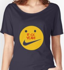 f^ckyeah by RootCat™ Women's Relaxed Fit T-Shirt