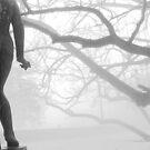 1983 - the foggy morning walk by Ursa Vogel