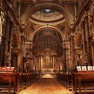 Brompton Oratory by Conor MacNeill