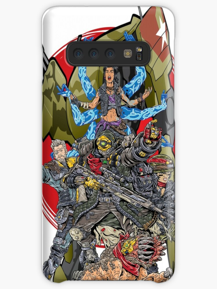 Borderlands 3 The Beastmaster iphone case