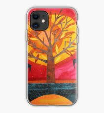 Flying to the Sun iPhone Case