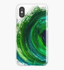 Colorful Watercolor Stroke iPhone Case/Skin
