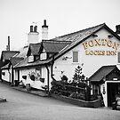 Foxton Locks Inn: Leicestershire by DonDavisUK