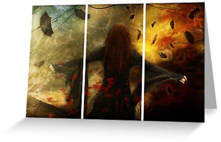 Falling by Sybille Sterk