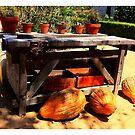 Farm Workbench by Tom Mostert