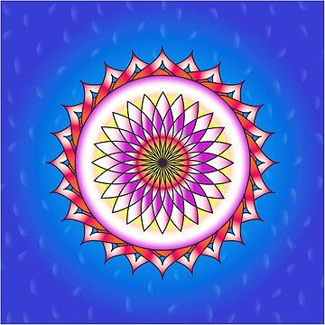 The Beautiful Lotus Flower by Dee-Vigga