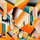 """'Granville Street"""" by Starzology"""