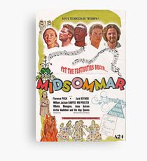 Poster Midsommar Wizard of Oz Canvas Print