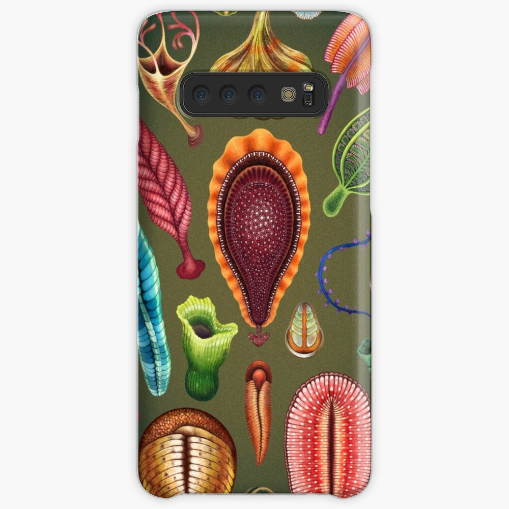Ediacaran Plate Case & Skin for Samsung Galaxy