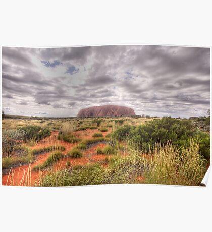 Uluru 1 Poster