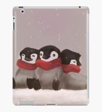 Three little penguins iPad Case/Skin