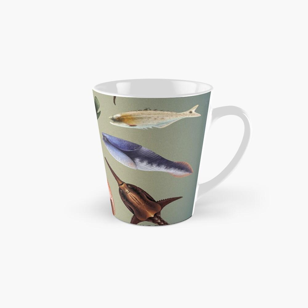 Ostracoderms Plate Mug