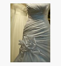 American brides usually wear a white, off-white, silver, or other very light-colored dress, particularly at their first marriage.  &&&    AVE MARIA    &&&     by    Brown Sugar . Views: 329 Thx! Photographic Print
