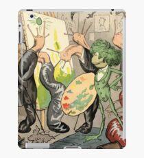 Theodor Kittelsen Genialt genius 1894 iPad Case/Skin