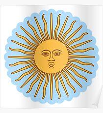 Cool Sun >Cute design< Poster