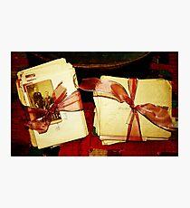 keepsakes Photographic Print