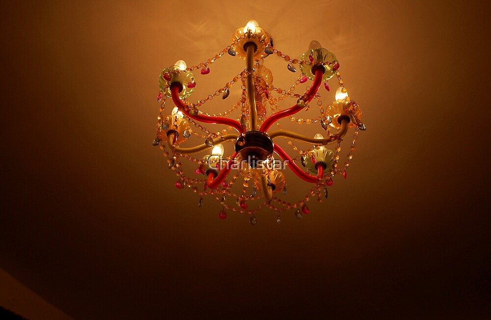 The most beautiful chandelier in the world by Charlistar