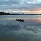 George Lake Alaska by Beth M. Hughes