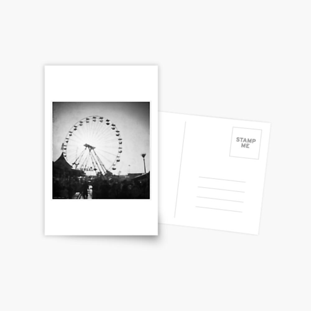 The Last Day Postcard