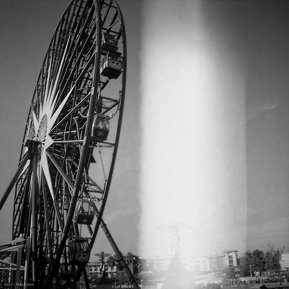 Micky's Wheel by Mike Lewis