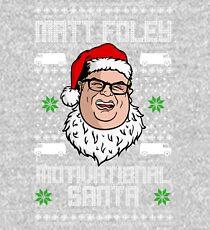 Matt Foley, Motivational Santa Kids Pullover Hoodie