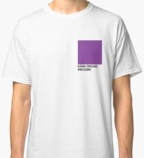 Dark Orchid color with Hex code Classic T-Shirt
