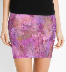 Bright as a feather Mini Skirt