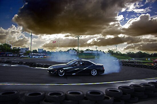 Archerfield Drift by bygeorge