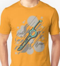 Monado Abstract (Grey) Unisex T-Shirt
