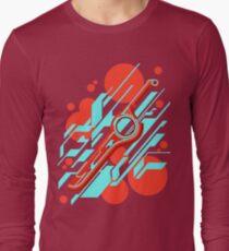 Monado Abstract Long Sleeve T-Shirt