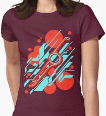 Monado Zusammenfassung Tailliertes T-Shirt