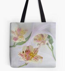 Spring Lilies Tote Bag