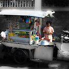 Street Cart  by Boadicea