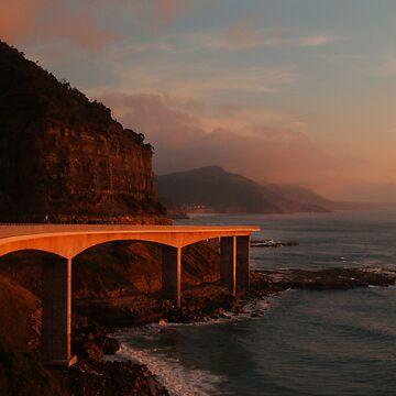 SeaCliff Dawn by JuileeP