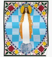Icon of the Immaculate Conception Poster