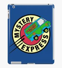 The Mystery Express iPad Case/Skin