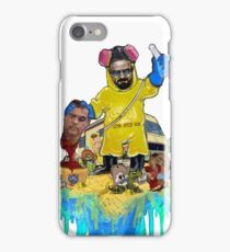 """Heisenberg unmasked"" iPhone Case/Skin"