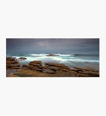 Stormy Water Photographic Print