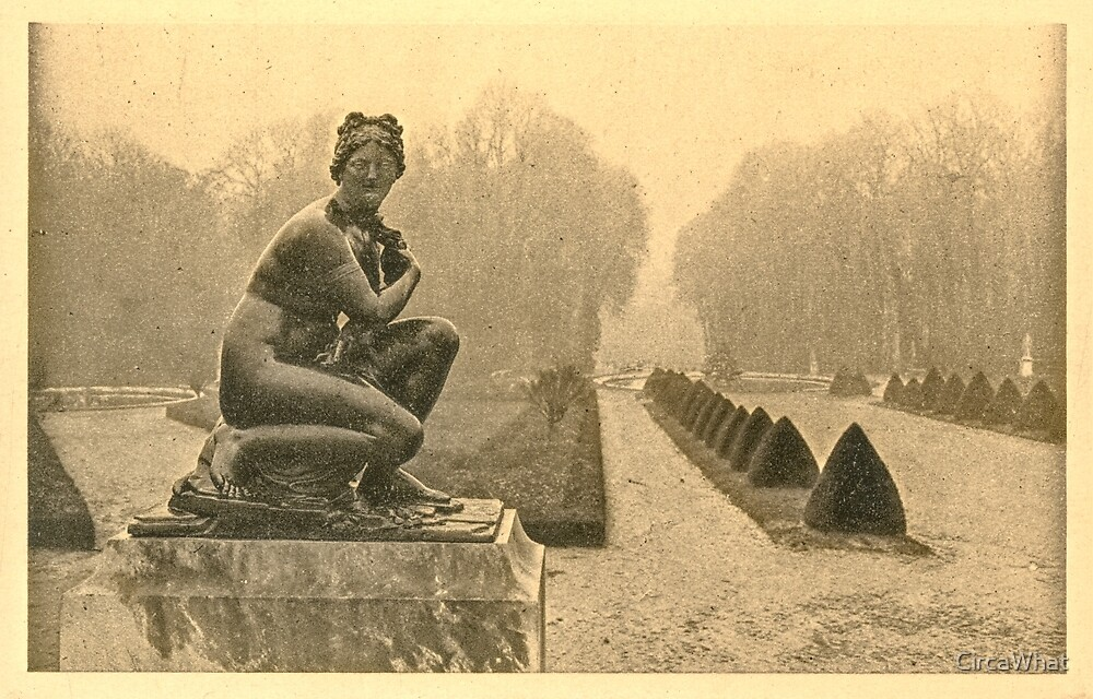 The Chaste Venus of Coysvox, Versailles by CircaWhat