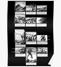 Mountain Odyssey (storyboard) Poster