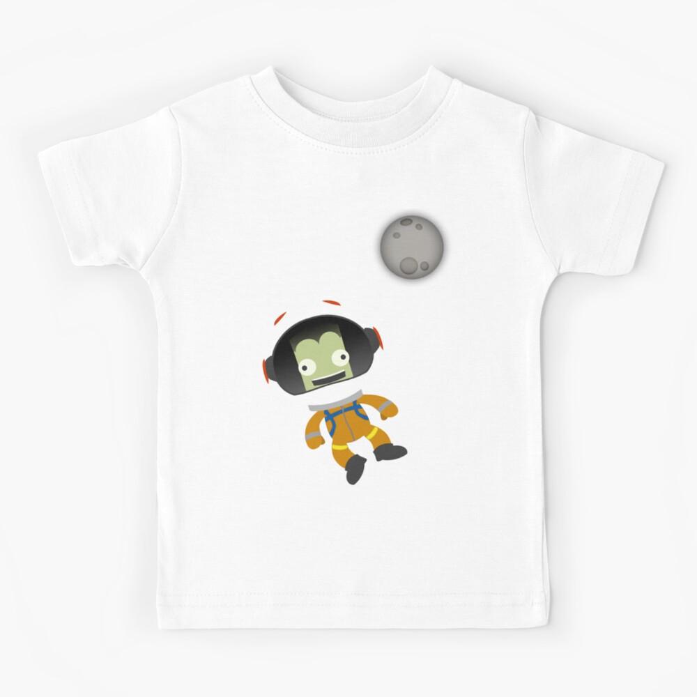 Mún or Bust! Kerbal Space Program Kids T-Shirt