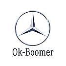 ok boomer Mercedes-Benz by OkBoomer