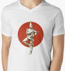 Tin Man T-Shirt Men's V-Neck T-Shirt