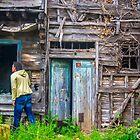 Old house by hayrettinsokmen