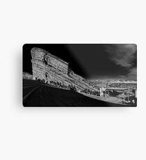 Red Rocks Amphitheater Metal Print